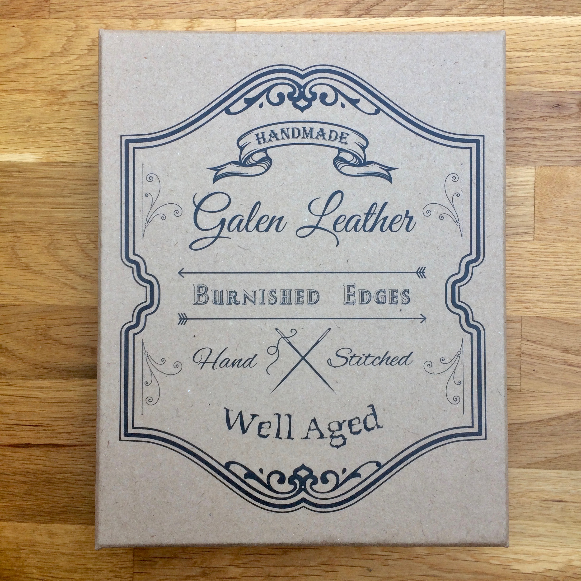 Galen Leather Cover Review